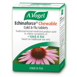 A.Vogel Echinaforce Chewable  80 tabs