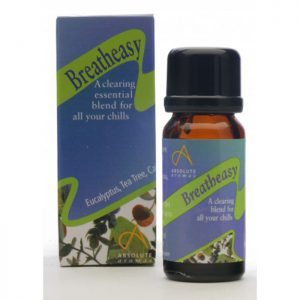 Absolute Aromas Breatheasy Essential Oil Blend 10ml