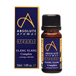 Absolute Aromas Organic Ylang Ylang Oil  10ml