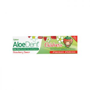 AloeDent Children's Toothpaste  50ml