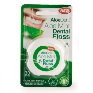 AloeDent Dental Floss 30mtrs