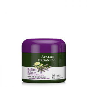 Avalon Brilliant Balance Ultimate Night Cream 57g