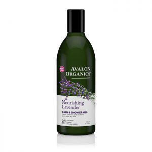 Avalon Lavender Bath & Shower Gel 350ml
