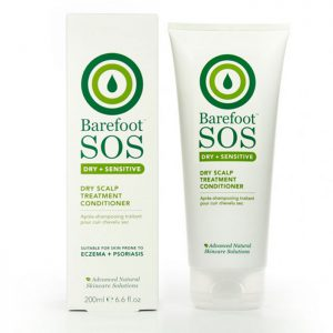 Barefoot SOS Dry Scalp Treatment Conditioner 200ml
