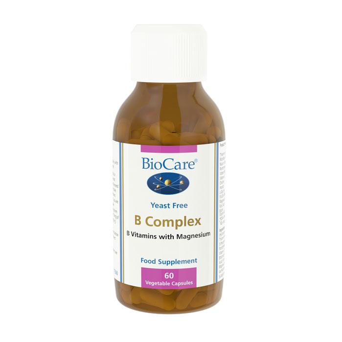 Biocare B Complex  60 caps