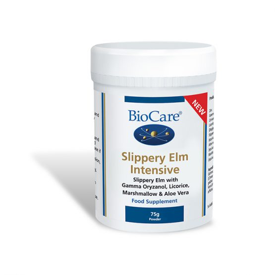 Biocare Slippery Elm Intensive Powder 75g