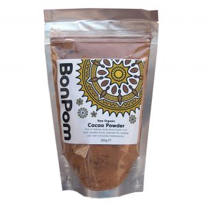 BonPom Raw Organic Cacao Powder 200g