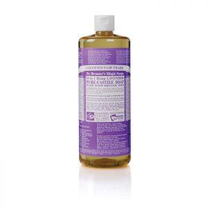 Dr Bronner's Pure Castile Liquid Soap – Lavender  946ml