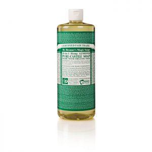 Dr Bronners Almond Castille Liquid Soap 946ml
