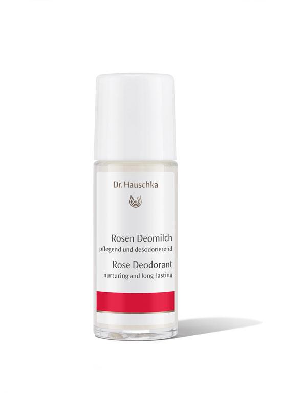 Dr Hauschka Deodorant Rose 50ml