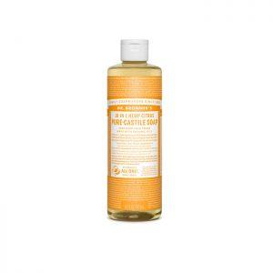 Dr. Bronner's Pure Castile Liquid Soap – Citrus  473ml
