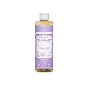 Dr. Bronner's Pure Castile Liquid Soap – Lavender 473ml