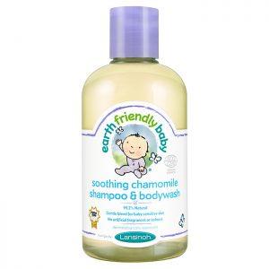 Earth Friendly Baby Chamomile Shampoo & Bodywash  251ml