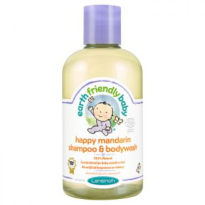 Earth Friendly Baby Mandarin Shampoo & Bodywash  251ml