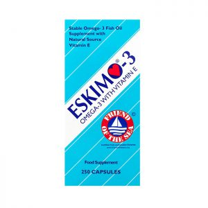 Eskimo-3 Fish Oil Capsules