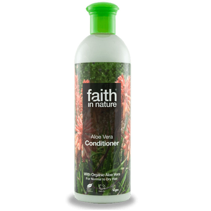 Faith in Nature Aloe Vera Conditioner  400ml