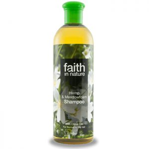 Faith in Nature Hemp & Meadowfoam Shampoo  400ml