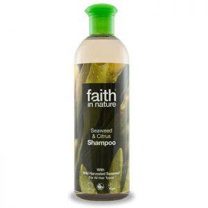Faith in Nature Seawood Shampoo  400ml