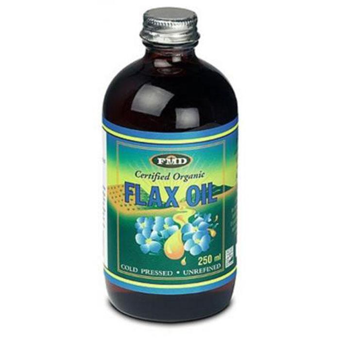 FMD Organic Flax Seed Oil  250ml