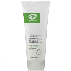 Green People Daily Aloe Shower Gel  200ml