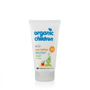 Green People Organic Children's Sun Lotion SPF30 150ml