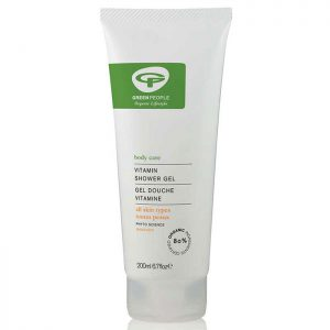 Green People Vitamin Shower Gel  200ml