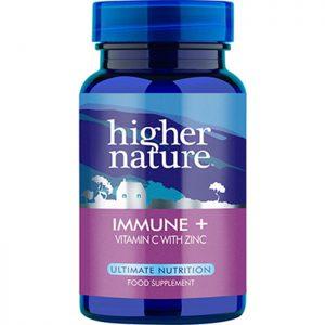 Higher Nature Immune Plus  90 tabs
