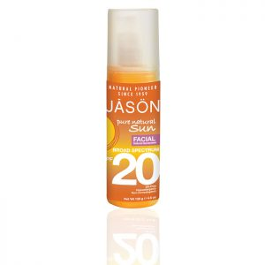 JASON Facial Natural Sunblock SPF 20  128g