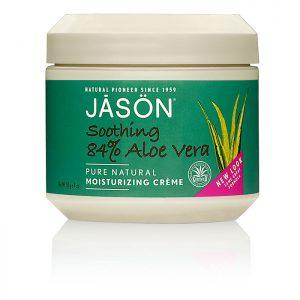 JASON Soothing 84% Aloe Vera Creme  113g
