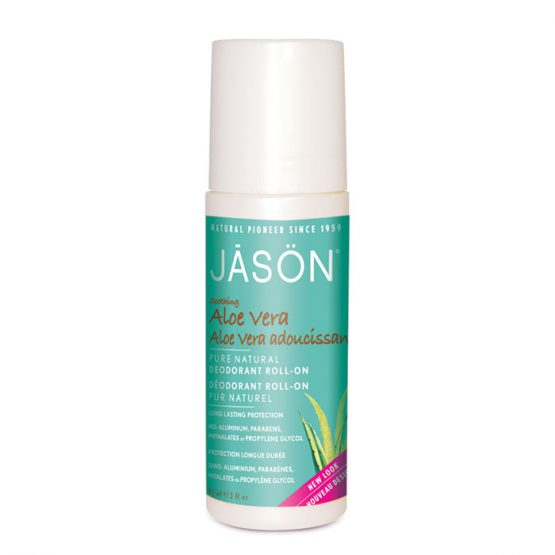 JASON Soothing Aloe Vera Deodorant Roll On  89ml