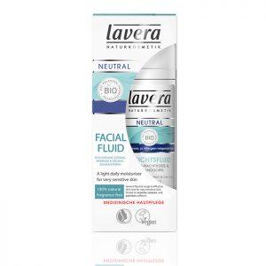 Lavera Neutral Facial Fluid 30ml