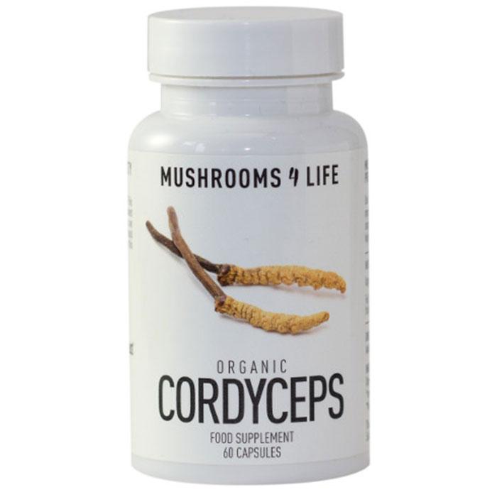 Mushrooms 4 Life Cordycep 60 caps