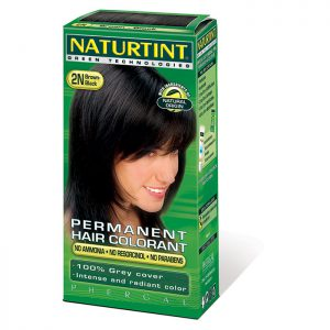 Naturtint Brown – Black Hair Colouring 2N 150ml