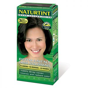 Naturtint Chestnut Brown Hair Colouring 3N 150ml