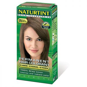 Naturtint Dark Blonde Hair Colouring 6N 150ml