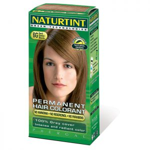 Naturtint Dark Golden Blonde Hair Colouring 6G 150ml