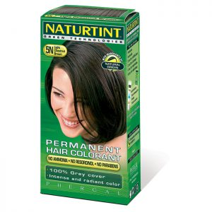 Naturtint Light Chestnut Brown Hair Colouring 5N 150ml