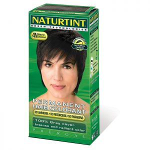 Naturtint Natural Chestnut Hair Colouring 4N 150ml