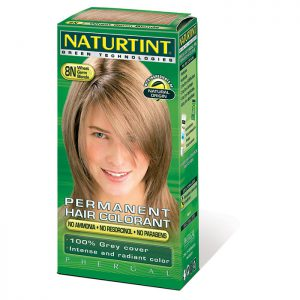 Naturtint Wheat Germ Blonde Hair Colouring 8N 150ml
