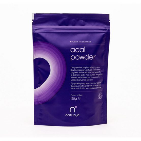 Naturya Acai Powder 125g