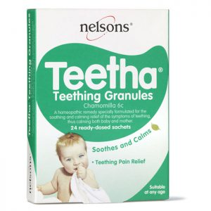 Nelsons Teetha x72 tablets