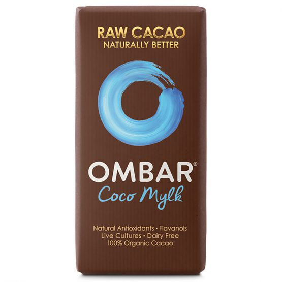 Ombar Organic Raw Chocolate Bar- Coco Mylk 35g
