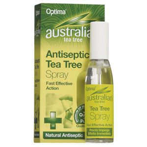 Optima Australian Antiseptic Tea Tea Spray 30ml