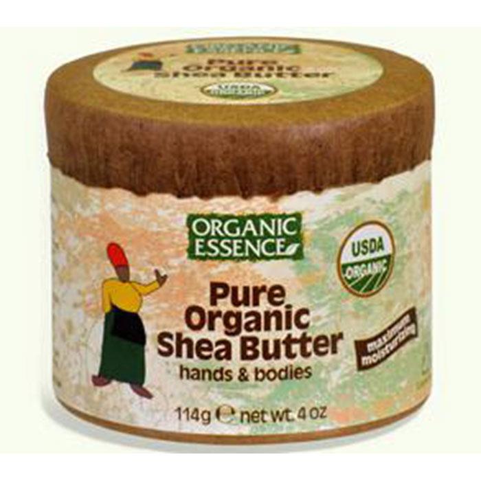Organic Essence Pure Shea Butter 114g