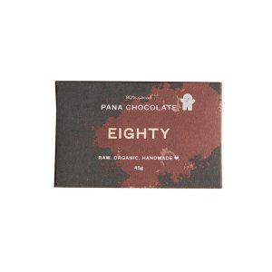Pana Chocolate 80% Cacao 45g