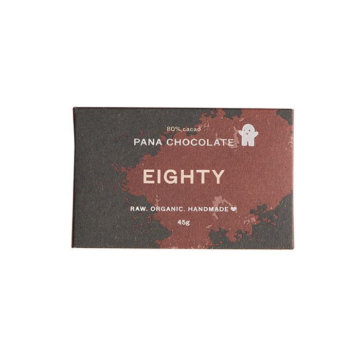 Pana Chocolate 80% Cacao 45g