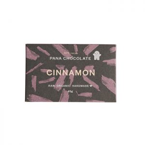 Pana Chocolate Cinnamon 45g