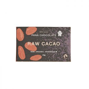 Pana Chocolate Raw Cacao 45g