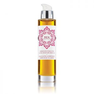 REN Moroccan Rose Otto Ultra-Moisture Body Oil 100ml