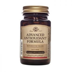 Solgar Advanced Antioxidant Formula  60 vcaps